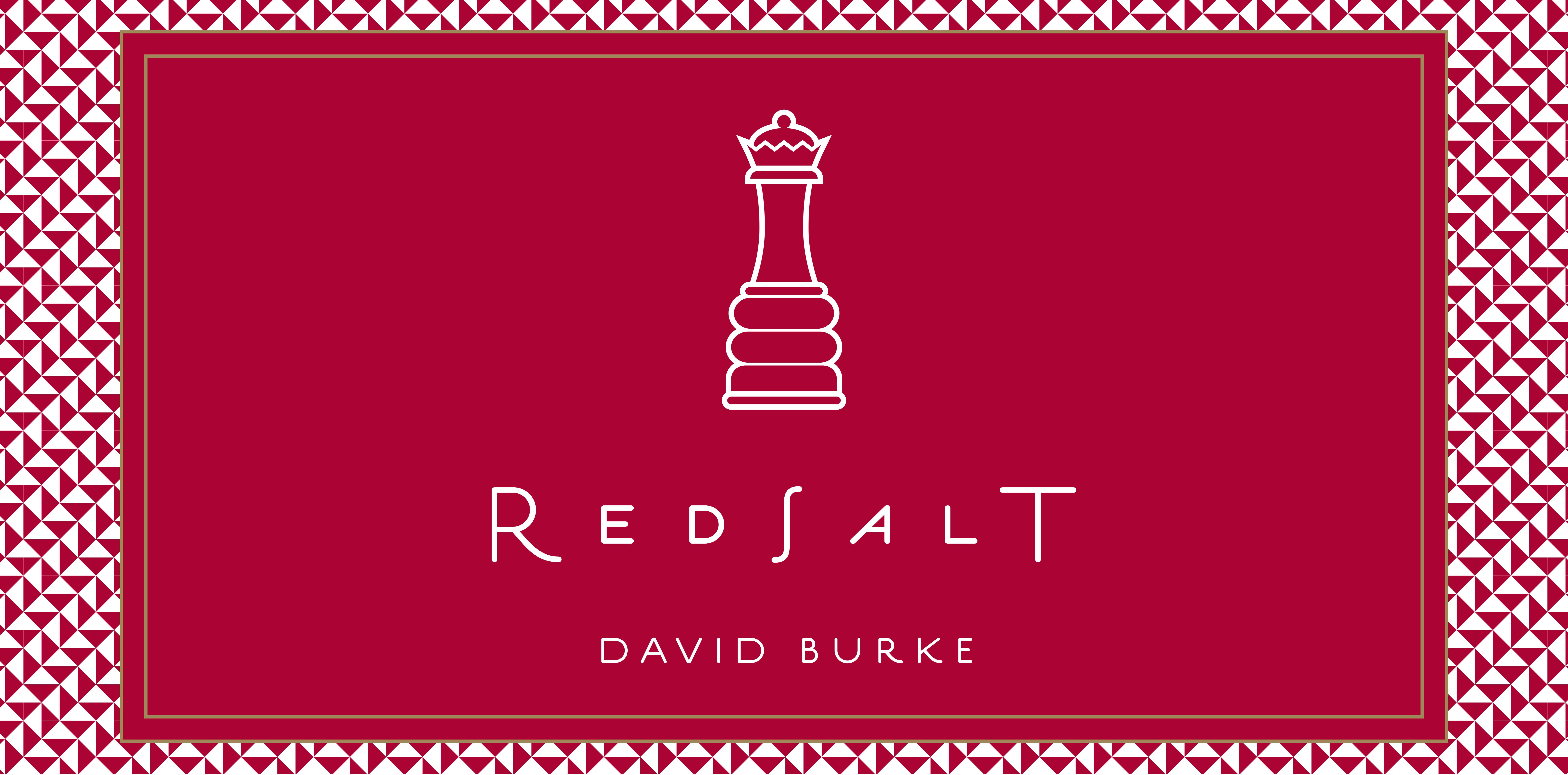 Red Salt David Burke logo