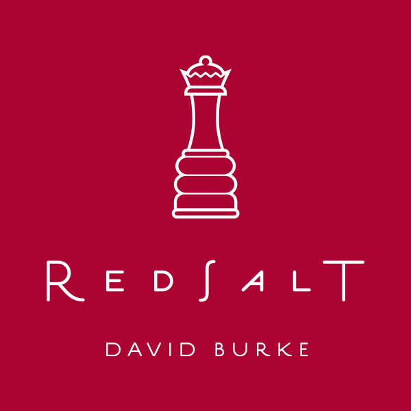 Red Salt David Burke logo