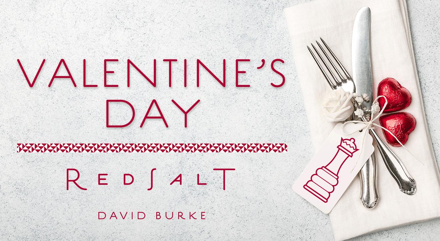 Valentine's Day at Red Salt by David Burke